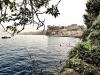 Fotografia panoramica della Marina Grande di Sorrento
