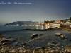 Suggestiva fotografia della Penisola Sorrentina scattata da Carlo Alfaro