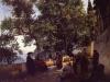 8 Terrazza in riva al mare del convento dei Cappuccini nei pressi di Sorrento