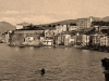 Panorama antico di Marina Grande a Sorrento