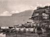 Panorama antico di Marina Grande di Sorrento