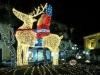 Luminarie per le festività natalizie di Sorrento