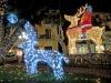 Illuminazioni per le festività natalizie di Sorrento