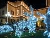 Addobbi per le festività natalizie di Sorrento