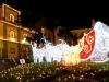 Addobbi per le festività natalizie a Sorrento