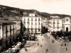 Antica fotografia di piazza Tasso a Sorrento