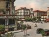Fotografia antica di piazza Tasso a Sorrento