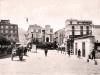 Antica fotografia della piazza Tasso di Sorrento