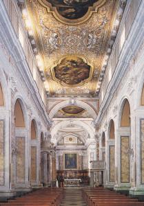 Interno della Cattedrale di Sorrento