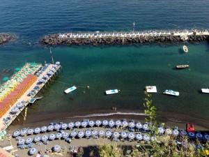 Arenile Marina Piccola Sorrento