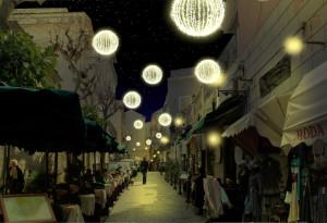 Cena di Capodanno nel centro storico di Sorrento