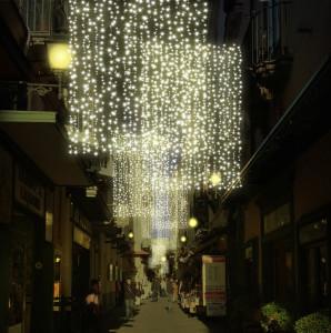 Capodanno nel centro storico di Sorrento