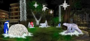 Acquisti di Natale a Sorrento