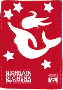 Logo delle Giornate Professionali di cinema di Sorrento 2013
