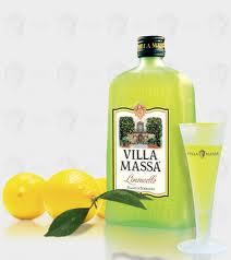 Villa Massa e il limoncello di Sorrento