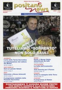 Positanonews e il panettone di Sorrento chiamato verona