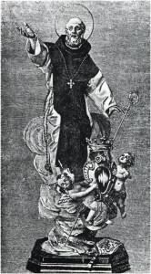 Sant' Antonino Abbate, Patrono di Sorrento