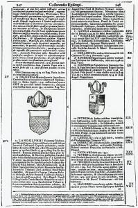 La pagina chiarificatrice che Ferdinando Ughelli ha dedicato a Landulfo Bulcano