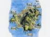 Isola di Ischia - Carte da Gioco Sorrento