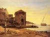 2 Marina piccola di Sorrento con vedute di Ischia e Procida