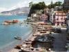 Antica fotografia della Marina Grande di Sorrento