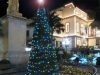 Sorrento addobbi per le festività natalizie