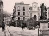 Immagine della antica Piazza Tasso di Sorrento